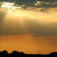 Тёплое небо ! :: Alexander Andronik