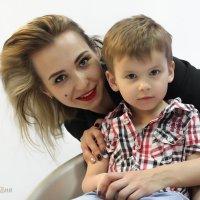 Мама и сын :: Светлана Трофимова
