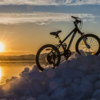 sun and ice :: Dmitry Ozersky