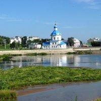 Успенская церковь в Чебоксарах :: Надежда