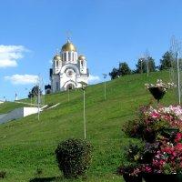 Храм Георгия Победоносца. Самара. :: Надежда