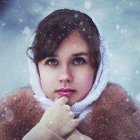 Русская красавица :: Надежда Журавкова