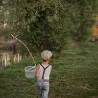 Один день из жизни Рыбака ** :: Irina Zvereva