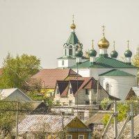 Мир. Вид на Свято-Троицкую церковь. :: bajguz igor
