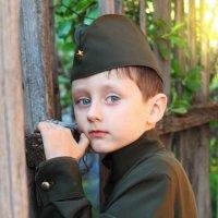 Солдат :: Зоя Васенкова