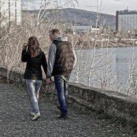 Весна, свидания, прогулки, встречи.... :: Екатерина Торганская