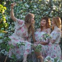 подружки невесты :: Алёна Горбылёва