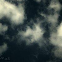 Лицо мужчины в небе. :: Елена Kазак
