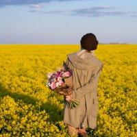 Цветов много не бывает :: Юлия Шмелева