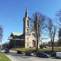 Церковь Каарли, Таллин :: veera (veerra)