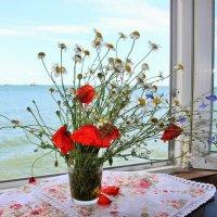 Окно в лето. :: Лариса Исаева