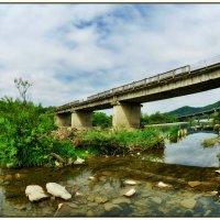 Старый мост.... :: Юрий Гординский