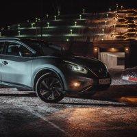 Nissan  Murano :: Алексей Багреев