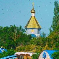 Храм :: Анатолий Збрицкий
