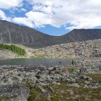 И снова горы и озёра :: Sayan Wolf