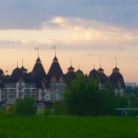 Парк отель «орловский» :: Вера