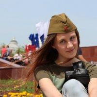 Бессмертный полк. Белгород. 9 мая, 2018 (14) :: Алла Григоренко
