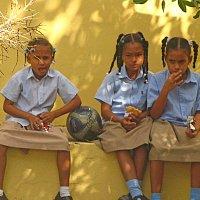 Школьницы :: ИРЭН@ Комарова