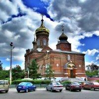 Церковь Косьмы и Дамиана :: Владимир