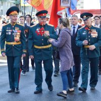 парад :: Мария Кузнецова (Суворова)