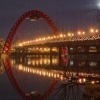 Огни вечернего города :: Владимир Кириченко  wlad113