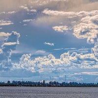 Небесный переполох :: Виктор Заморков