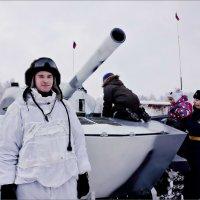 Механик-водитель :: Кай-8 (Ярослав) Забелин