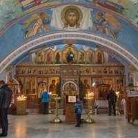 В храме :: Галина Каюмова