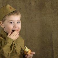 Обед солдата :: Надежда Преминина