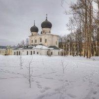 Антониев монастырь :: Константин