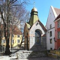 Часовенка в старом Таллине :: veera (veerra)