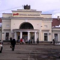 Вокзал :: Svetlana Lyaxovich