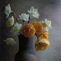 Весна в крынке :: Наталия Тихомирова