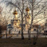 Церковь во имя Архистратига Михаила :: Sergey Kuznetcov