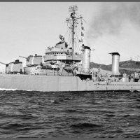 "USS DMS - 319(быстроходный тральщик), ex DD - 493, ""Carmick"" (эсминец).class Bristol. :: Александр"