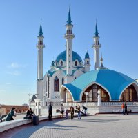 Мечеть Кул-Шариф :: Леонид Иванчук