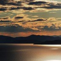 Закат на Амурском заливе :: Ирина Червинская
