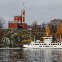 Осень в Стокгольме :: skijumper Иванов