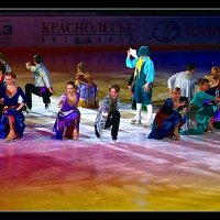 Танцы на льду :: san05   Александр Савицкий