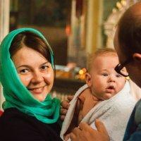 Крещение Софии :: Михаил Сторожев
