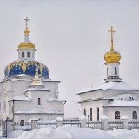 Два храма :: Галина Каюмова