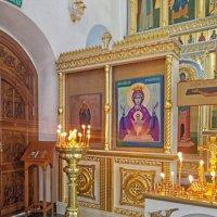 В святых стенах :: Галина Каюмова