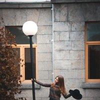 Композиция с фонарем :: Надежда Журавкова