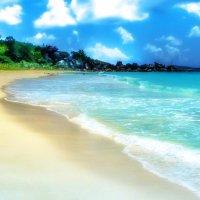 место на пляже хватает для всех :: Георгий А