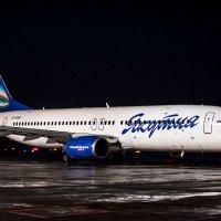 Boeing 738 а/к Якутия :: Александр Святкин