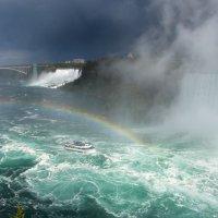 Ниагарский водопад :: Valery Remezau