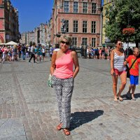 Прогулки по Гданьску :: Lusi Almaz