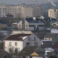 Взгляд с восьмого этажа :: Syntaxist (Светлана)