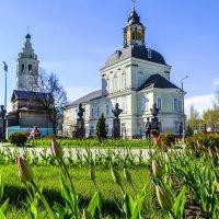 Николо Зарецкая церковь XVIII век :: Георгий