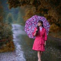 Портрет любимой женщины :: KotoPalych Gf